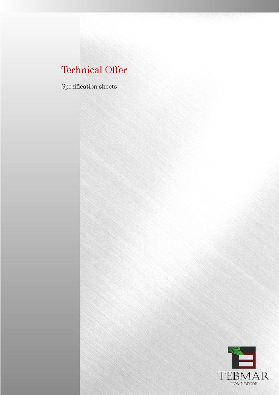 technical offer template